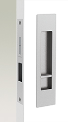 M-Series Architectural Hardware - FLUSH PULL PRIVACY SET